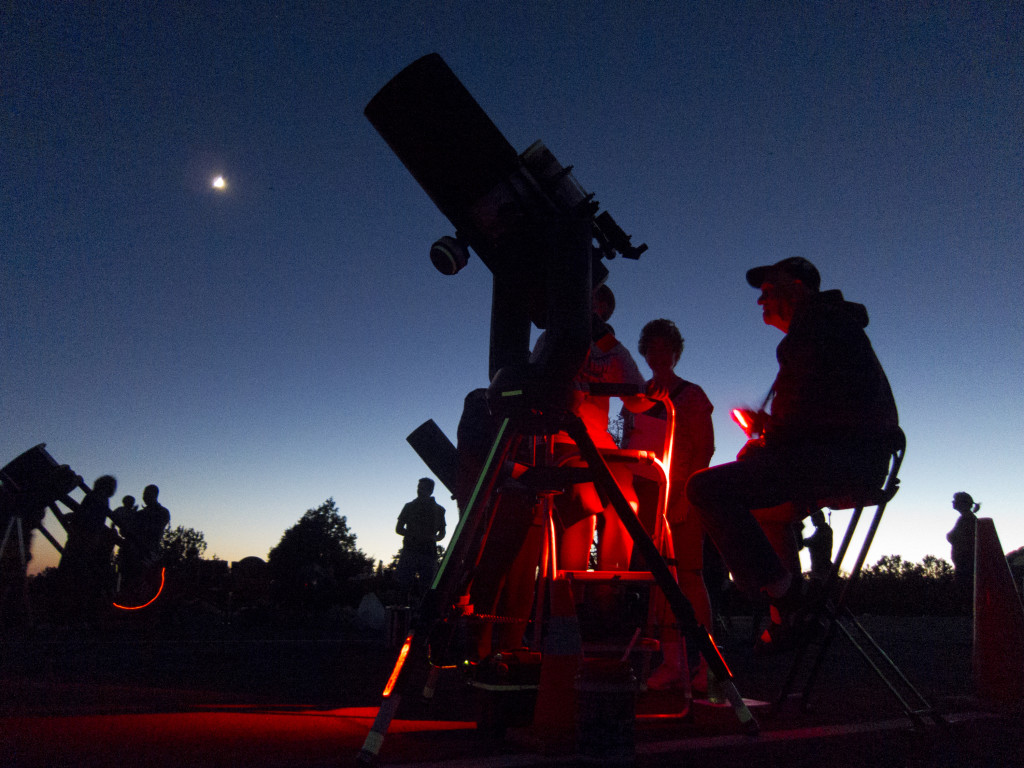 For eight days every June, park visitors and residents explore the wonders of the night sky at Grand Canyon National Park, Grand Canyon National Park, Arizona, June 13, 2013 | Photo by Michael Quinn courtesy of Grand Canyon National Park, St. George News