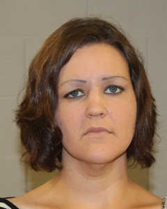 Crystal Darleen Hurst Williams, of St. George, Utah, booking photo posted June 20, 2015 | Photo courtesy of Washington County Sheriff's bookings, St. George News
