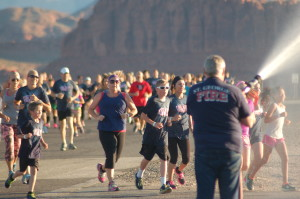 Fire Hose Frenzy 5K, St. George, Utah, June 13, 2015 | Photo by Hollie Reina, St. George News