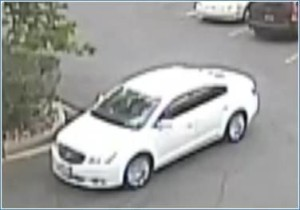 Vehicle believed to belong to suspect | Photo courtesy of St. George Police Department, St. George News