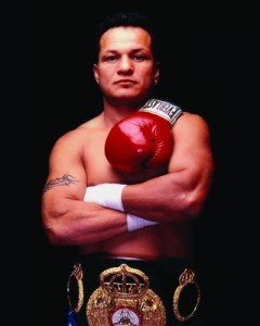 Tony 'the tiger' Lopez, location and date unspecified | Photo courtesy of Linda Elwell, St. George News