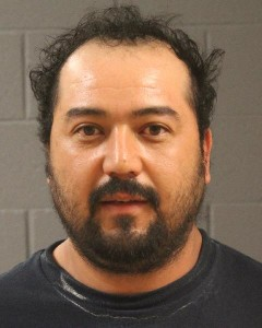 Ismael Salvador Arredondo, of St. George, Utah, booking photo posted June 25, 2015   Photo courtesy of the Washington County Sheriff's Office, St. George News
