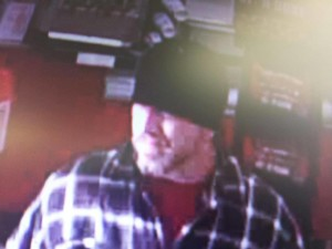 Image allegedly portraying Earl Chappell relased by Hurricane Police Department during the attempted kidnapping incident, Hurricane, Utah, march 4, 2015 | Photo courtesy of Hurricane Police Department, St. George News