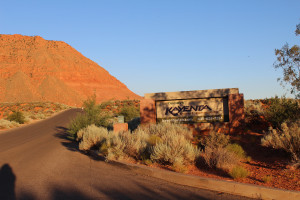 Ivins responders formed a search group to look for a man in Kayenta, but were called off when he was found by a neighbor, Ivins, Utah, June 24, 2015 | Photo by Nataly Burdick, St. George News