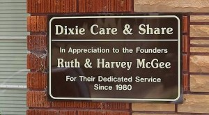 Dixie Care & Share announced Friday the closing of its facility effective July 1, St. George, Utah, June 26, 2015 | Photo by Ric Wayman, St. George News