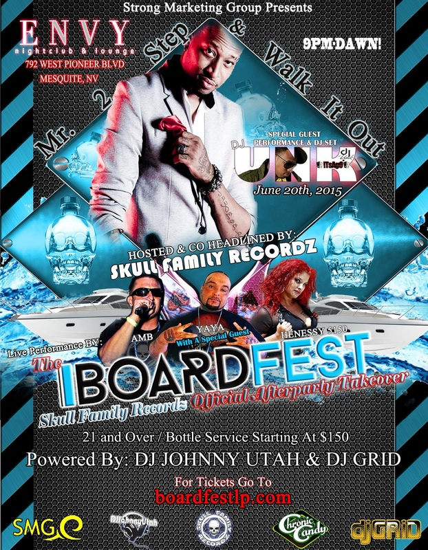 Poster for BoardFest 2015 | Photo courtesy of BoardFest, St. George News