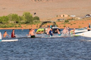 BoardFest at Sand Hollow State Park, Hurricane, Utah, June 20, 2015 | Photo by Dave Amodt, St. George News