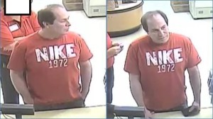 Man wanted in connection with fraud and forgery investigation | Image courtesy of St. George Police Department, St. George News