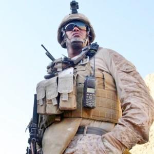 Double amputee and retired Marine veteran Toran Gaal before injuries, Afghanistan, 2011 | Photo courtesy of Lisa Graves-Gaal, St. George News