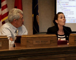 Cedar City Council meeting, Council Chambers, Cedar City, Utah, July 16, 2015 | Photo by Carin Miller, St. George News