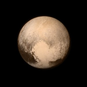 This image provided by NASA shows Pluto, seen from the New Horizons spacecraft. The United States is now the only nation to visit every single planet in the solar system. Pluto was No. 9 in the lineup when New Horizons departed Cape Canaveral, Fla, on Jan. 19, 2006,  July 13, 2015   Photo courtesy of NASA via AP, St. George News