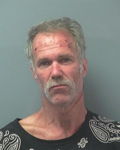 Carl Eaves mug shot | Photo courtesy Mohave County Sheriff's Office, St. George News