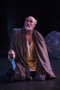 Utah Shakespeare Festival production of King Lear, Adam's Shakespearean Theatre, Cedar City, Utah, July, 2015 | Photo courtesy of USF, St. George News
