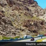 Traffic backs up on Interstate 15 in the Virgin River Gorge, July 10, 2015 | Photo courtesy of Steve Cox, Ruin Runner Expeditions, St. George News