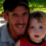 "Greg Palmer, pictured with his son John, was missing since July 11, 2015, date and location of photo not specified | Photo courtesy of ""Bring Greg Palmer home"" Facebook group, St. George News"
