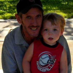 "Greg Palmer, pictured with his son John, has been missing since July 11, 2015, date and location of photo not specified | Photo courtesy of ""Bring Greg Palmer home"" Facebook group, St. George News"