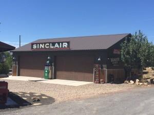 Photo of garage display, Veyo, Utah, July 13, 2015 | Photo by Jessica Tempfer, St. George News