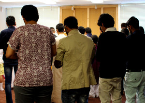 Islamic Eid al-Fitr celebration, Cedar City Mosque, Cedar City, Utah, July 17, 2015 | Photo by Carin Miller, St. George News
