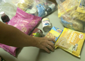 TLC Community Pantry serves up to 140 falimies a week, True Life Center, Cedar City, Utah, July 8, 2015 | Photo by Carin Miller, St. George News