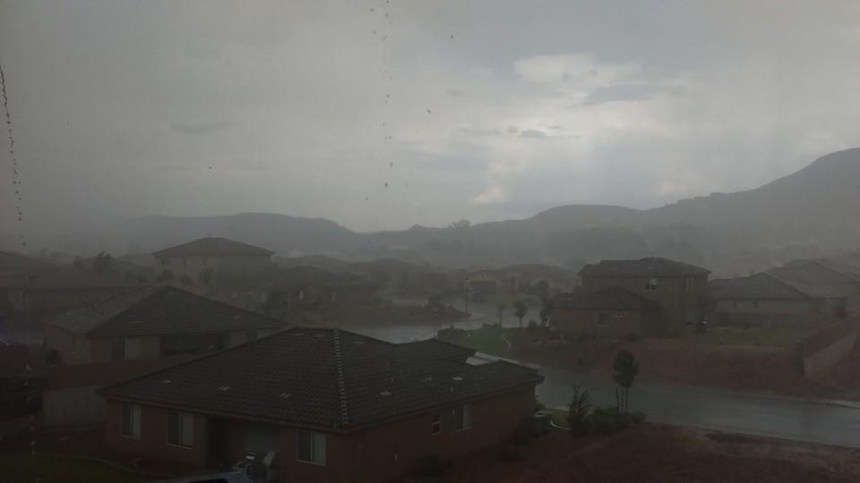 Rains come down floods come up stgnews videocast photo for Zion motors st george