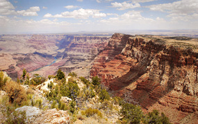 Desert View Point, Grand Canyon, eastern edge
