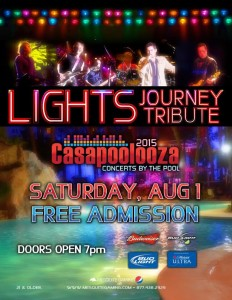Casapoolooza flyer. Location and date not specified | Flyer courtesy Mesquite Gaming, St. George News click image to enlarge