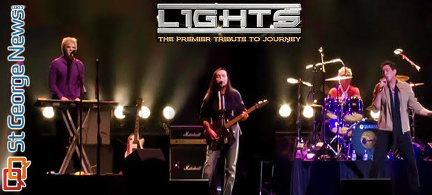 Journey tribute band 'Lights' up ...
