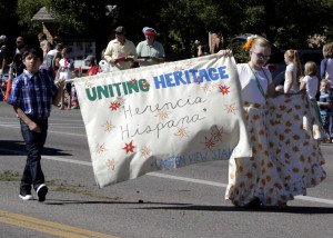 Cedar City Pioneer Day Parade brought hundreds out to celebrate those who sacrificed to forge a new land years ago, Main Street, Cedar City, Utah, July 24, 2015 | Photo by Carin Miller, St. George News