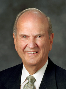 Russell M. Nelson, date and location not specified | Photo courtesy of The Church of Jesus Christ of Latter-day Saints, St. George News