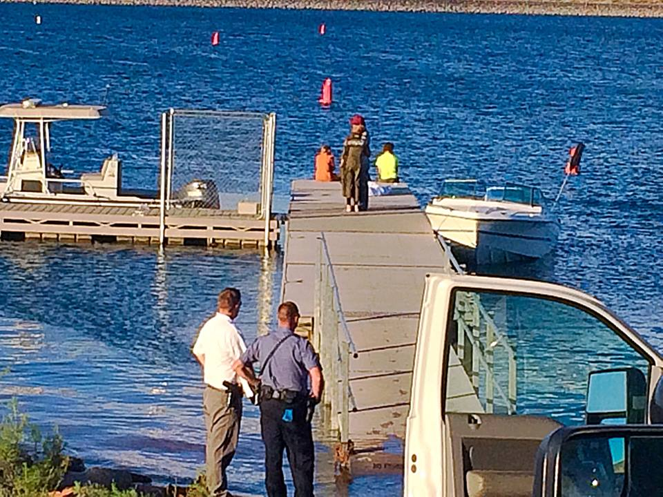 Man drowns at sand hollow state park st george news for Sand hollow swimming pool st george