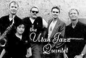 The Utah Jazz Quintet, location and date not specified | Photo Courtesy of Ernie Doose, the executive director at the DiFiore Center, St. George News