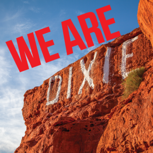 Dixie Rock, St. George, Utah | Image courtesy of Chet Norman, St. George News