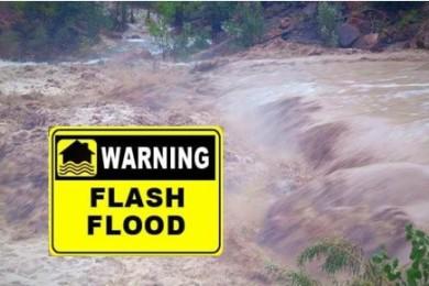 Zion Flash Flood