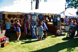 The Utah Midsummer Renaissance Faire in Main Street Park, Cedar City, Utah, July 12, 2014 | Photo by Cami Cox Jim, St. George News