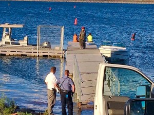 A 26-year-old Colorado City, Arizona man drowned at Sand Hollow State Park, Utah, July 22, 2015 | Photo by Kimberly Scott, St. George News