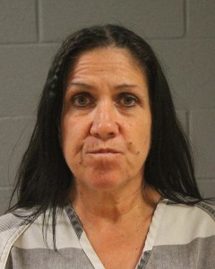 Catherine Mary Dickerson, of St. George, Utah, booking photo posted July 16, 2015 | Photo courtesy of Washington County Sheriff's booking, St. George News
