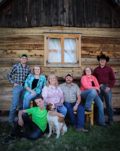 The Beutler family poses for a family photo | Photo courtesy of Danielle Crofts, St. George News