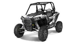 A white 2015 Polaris RZR XP 1000 was one of the items taken from Moto United in St. George, July 16, 2015 | Image courtesy of Moto United, St. George News