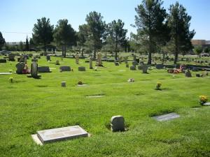 The St. George City Cemetery, St. George, Utah,  June 1, 2015   Photo by Ric Wayman, St. George News
