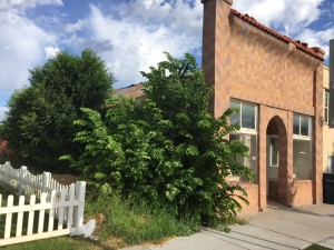 Photo of the Rufus Building listed for sale for $1 to winning proposal, Parowan, Utah, undated | Photo courtesy of Parowan City, St. George News