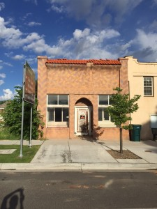 Photo of the Rufus Building listed for sale for $1 to winning proposal, Parowan, Utah, undated   Photo courtesy of Parowan City, St. George News