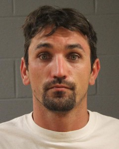 Aaron Ramsey, of St. George, Utah, booking photo posted July 6, 2015 | Photo courtesy of the Washington County Sheriff's Office, St. George News