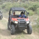 Protest ride through Recapture Canyon. near Blanding, Utah, May 10, 2014 | Photo by Dallas Hyland, St. George News