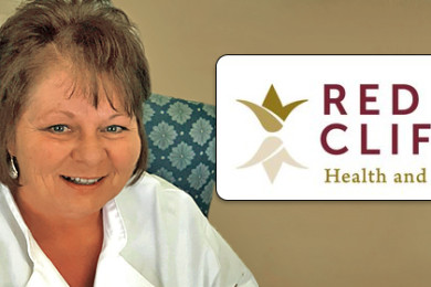 Kyla Hunt, new culinary director at Red Cliffs Health and Rehab, St. George, Utah, undated | Photo courtesy of Red Cliffs Health and Rehab, St. George News