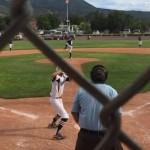 Action at the Utah state Little League Tournament in Cedar City. | Photo courtesy Devin Dixon