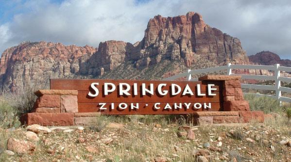Town Of Springdale Seeks Outdoor Lighting Audit Project