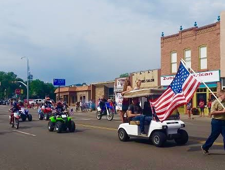 Children's Bike Parade, Panguitch, Utah, July 4, 2015 | Photo by Michelle Crofts, courtesy of Garfield County, St. George News
