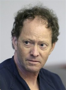 John Brickman Wall, a Salt Lake City pediatrician, appears in court in Salt Lake City in May 2014.  Wall, who was convicted of killing his cancer researcher ex-wife, is scheduled to sentenced, July 8, 2015, in Salt Lake City. The 51-year-old Brickman Wall could get up to life in prison. Earlier this year, a jury found Wall guilty of murder in the 2011 death of his wife, Uta von Schwedler, AP file photo, Salt Lake City, Utah, May 9, 2014 | AP Photo by Rick Bowmer, St. George News