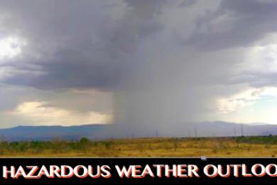 Storm in St. George area, Utah, July 3, 2015 | Photo courtesy of Jorge Urprofessor, St. George News