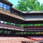 Historic Adams Shakespearean Theatre to close its doors after the 2015 season, Cedar City, Utah, undated | Photo courtesy of the Utah Shakespeare Festival, St. George News